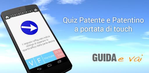 Quiz Patente Ufficiale 2017