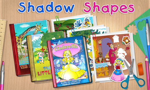 Shadow Shapes: Free Puzzle