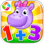 Math, Count & Numbers for Kids