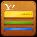 Yahoo!カードケース ~ポイントカードをスマホで管理~ icon