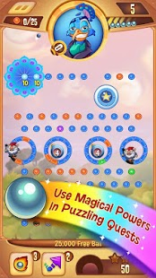 Peggle Blast Screenshot 2