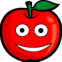 Fruit draw icon