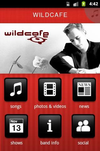 WILDCAFE - screenshot