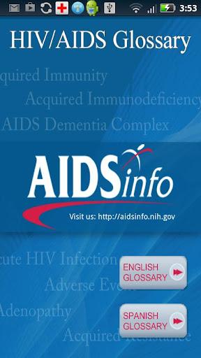 AIDSinfo HIV AIDS Glossary