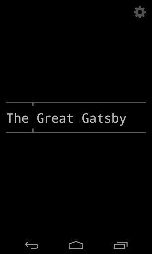 The Great Gatsby in 3 hours