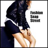 ファッションスナップストリート