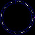 Meridian Clock logo