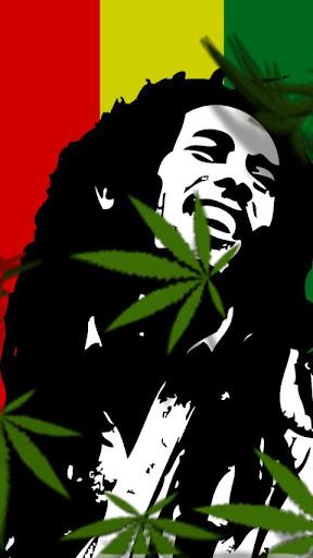 ... Bob Marley Live Wallpaper APK ScreenShots ...