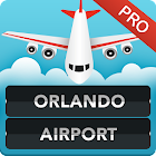 FLIGHTS Orlando Airport Pro icon