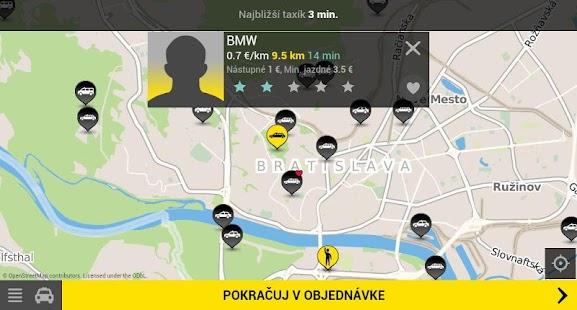 HOPIN TAXI- screenshot thumbnail