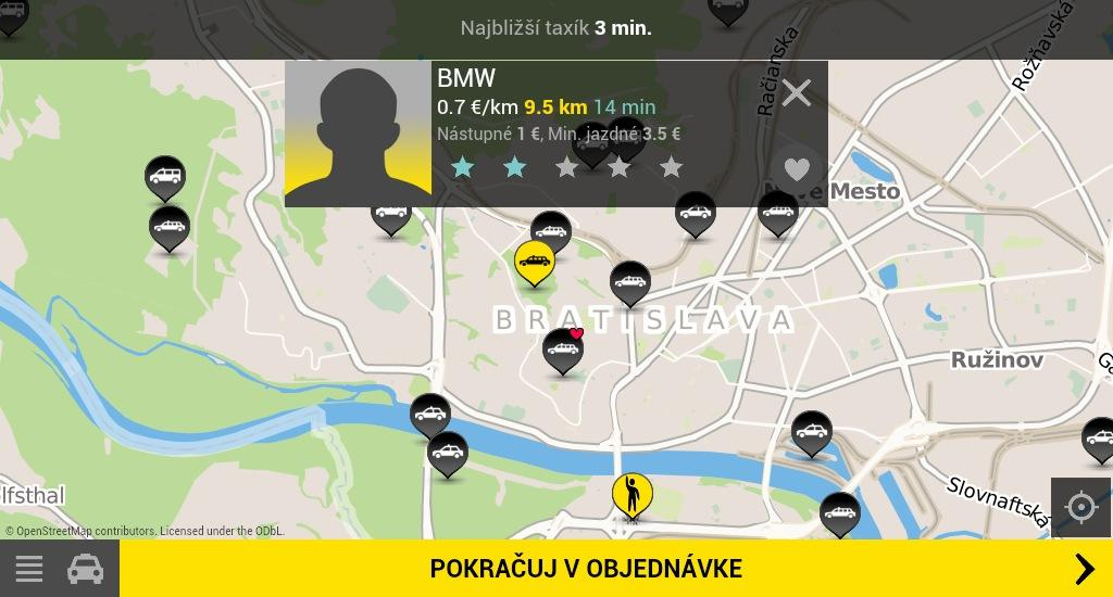 HOPIN TAXI- screenshot