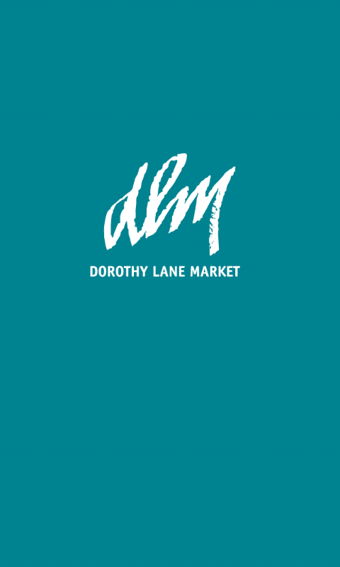 Dorothy Lane Market Mobile App- screenshot