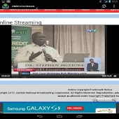 Zambia TV livestream