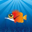 Fish Frizzle logo