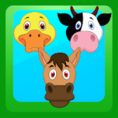 Match 3 Farm Animals