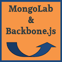 Backbone.js and mongolab app icon