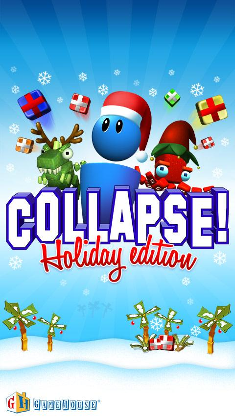 COLLAPSE Holiday Edition FREE- screenshot