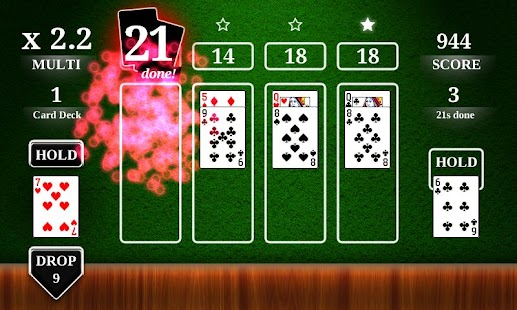 Simply 21 - Blackjack - screenshot thumbnail