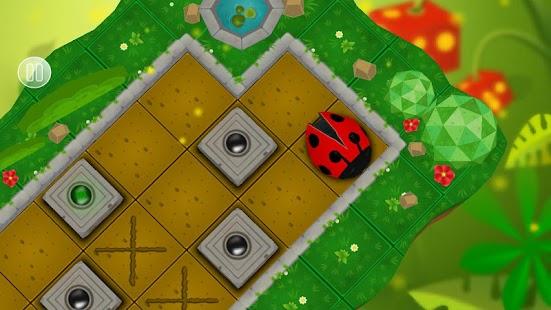 Sokoban Garden 3D - screenshot thumbnail