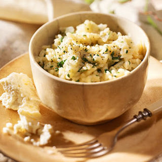 Vidalia Onion Risotto with Feta Cheese