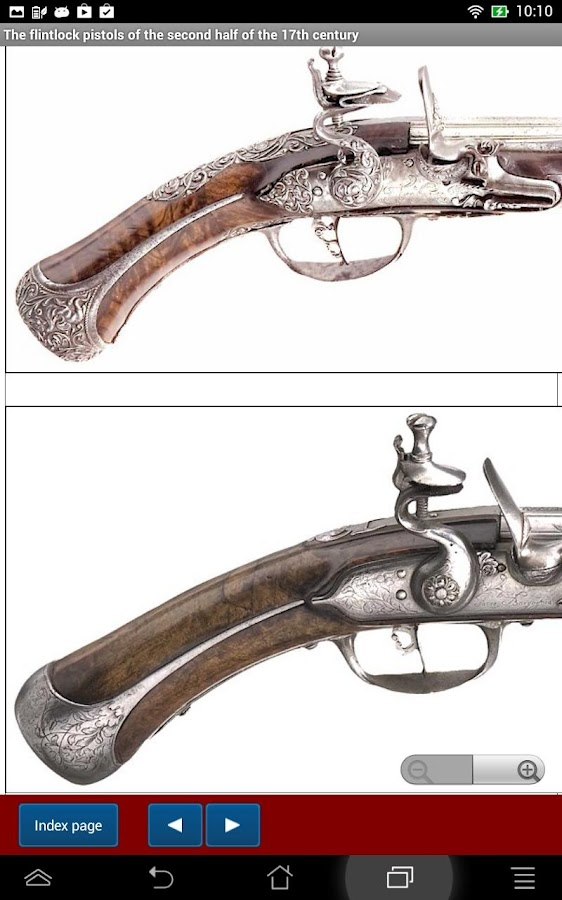 Flintlock and early firearms- screenshot
