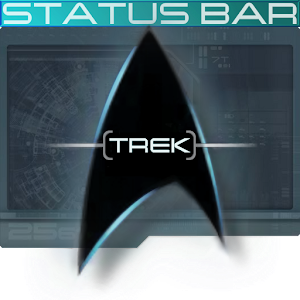 Trek: Status Bar 個人化 LOGO-玩APPs