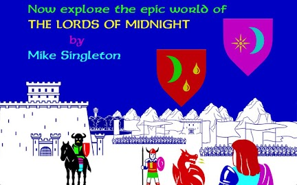 The Lords of Midnight Screenshot 2