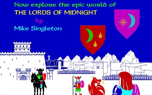 The Lords of Midnight Screenshot 11