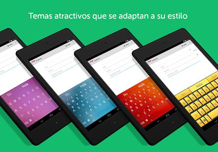 Teclado SwiftKey + Emoji - screenshot thumbnail