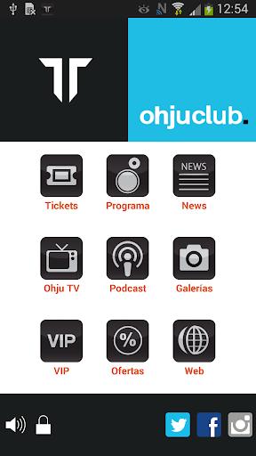OHJU CLUB
