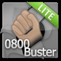 0800 Buster Lite logo