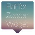 Flat for Zooper Widget icon