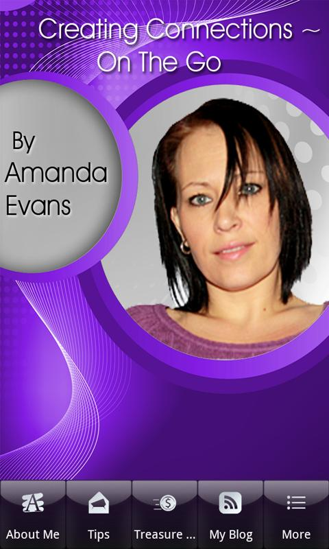 Amanda Evans - screenshot