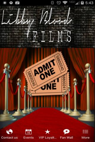 Libby Blood Films