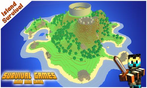 4 Survival Games App screenshot