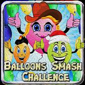 Balloon Smash Challenge