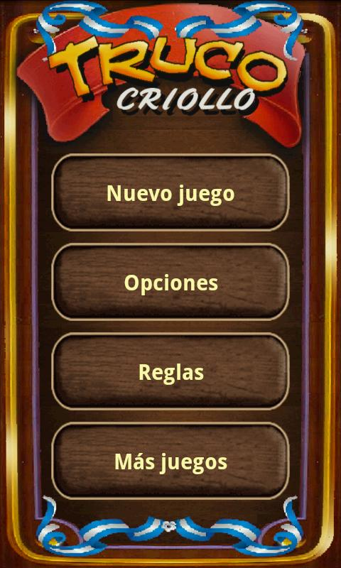 Truco Criollo- screenshot
