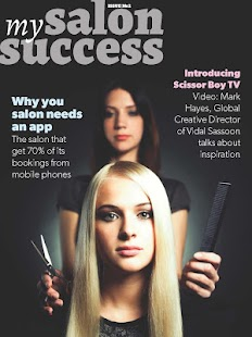 My salon success magazine android apps on google play for 365 salon success