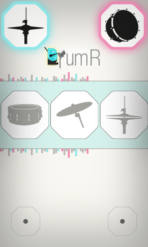 Drumr Drum Set Free - screenshot
