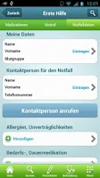 Screenshot of Gesund & Fit