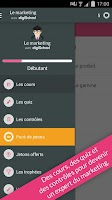 Screenshot of Marketing avec digiSchool