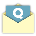 Quick Mail  Create mail widget icon