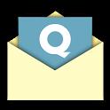 Quick Mail  Create mail widget icon