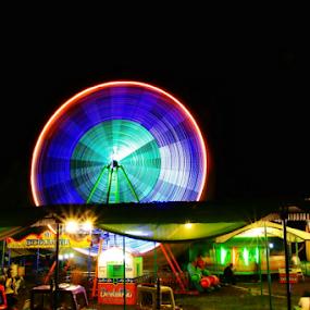 Berkahria by Mas Bagus - City,  Street & Park  Night