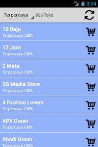 Polisi Online screenshot 2