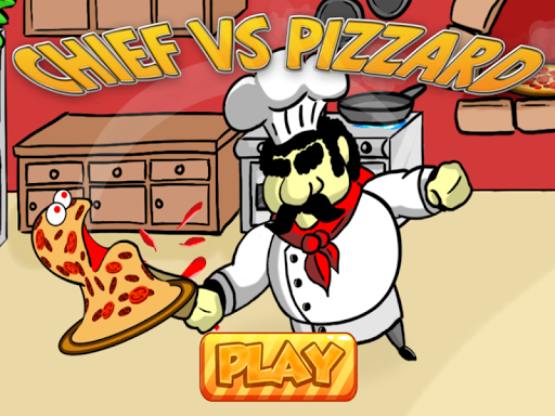 Chief VS Pizzard