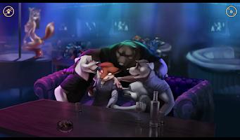 Screenshot of Prodigal Angel - Furry Comic