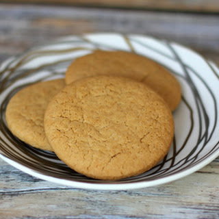 Butter Tea Cakes with Brown Sugar
