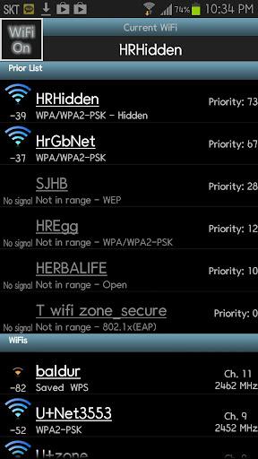 WiFi Priority Lite