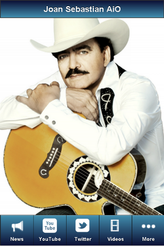 Joan Sebastian AiO - screenshot